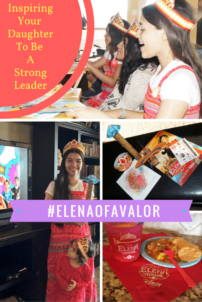 Elena of Avalor Premiere Party Kit Activities