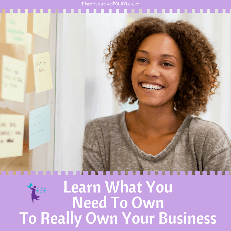 Learn what you need to own to really own your business