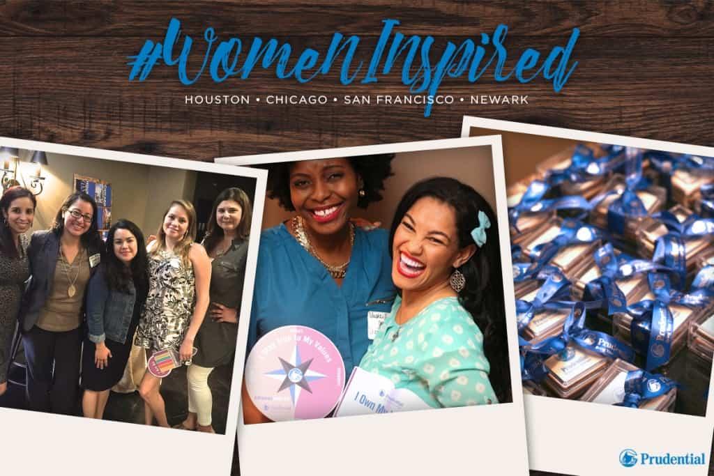 #WomenInspired tour - DiMe Media - Prudential