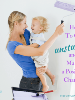 How To Get Unstuck And Make A Positive Change