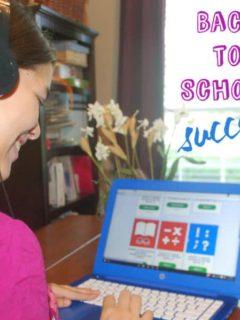 Prepare for back to school success