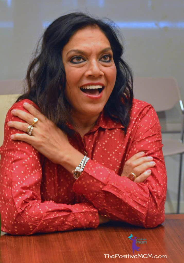 Director of Queen Of Katwe and Ugandan resident Mira Nair
