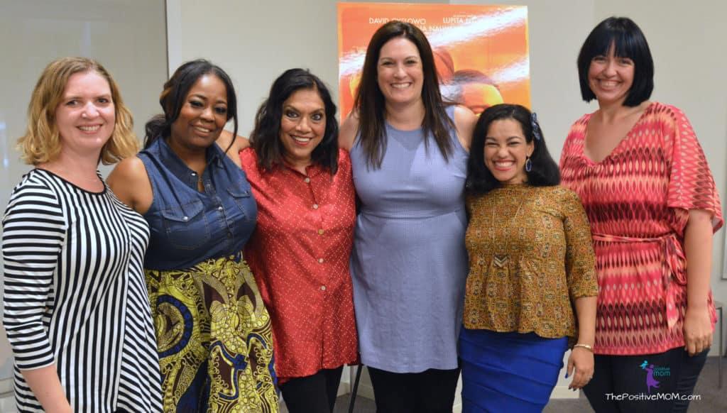 Disney bloggers interview Mira Nair, director of Queen of Katwe