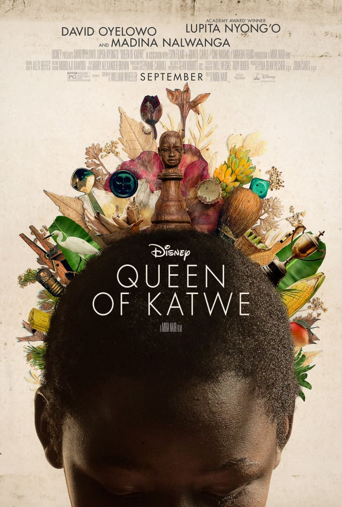 Disney's Queen Of Katwe - based on a true story