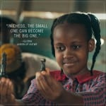 In chess the little one can become the big one - Queen Of Katwe