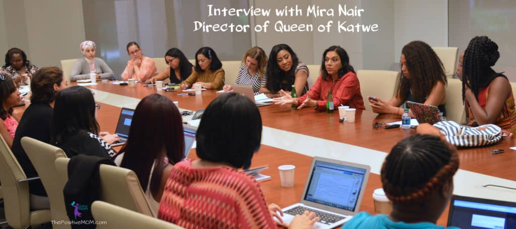 Interview with Mira Nair, Director of Queen Of Katwe