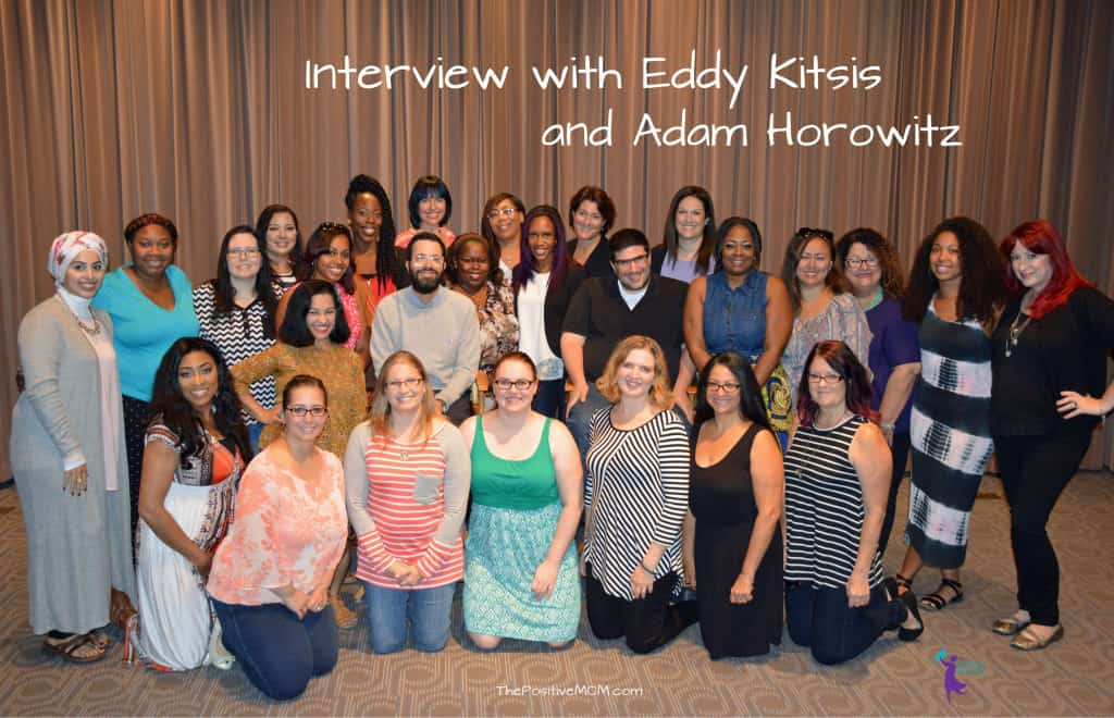 Interview with Once Upon A Time creators and executive producers Eddy Kitsis and Adam Horowitz