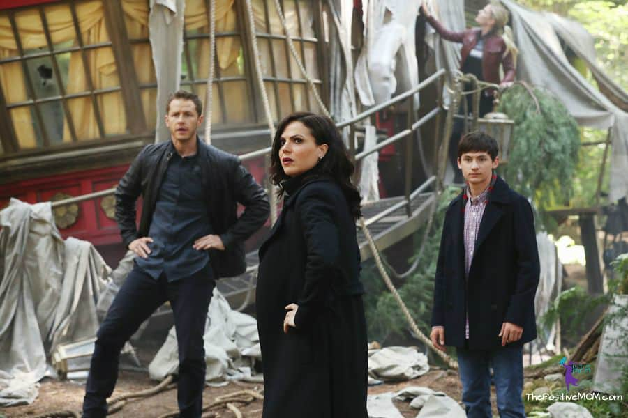 Once Upon A Time season 6 explores The Land Of Untold Stories