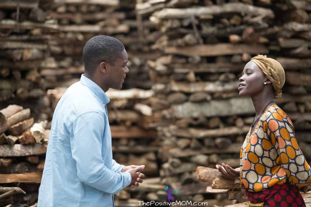 Queen Of Katwe, starring David Oyelowo and Lupita Nyong'o is a celebration of the triumph of the human spirit