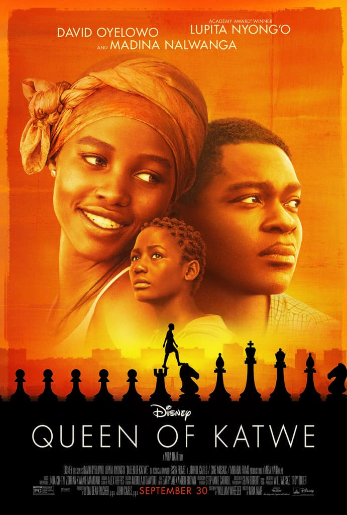 Queen Of Katwe - the most inspiring film you will see this year