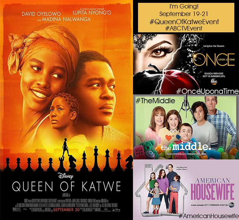 Queen Of Katwe Event, a once in a lifetime experience! #QueenOfKatweEvent