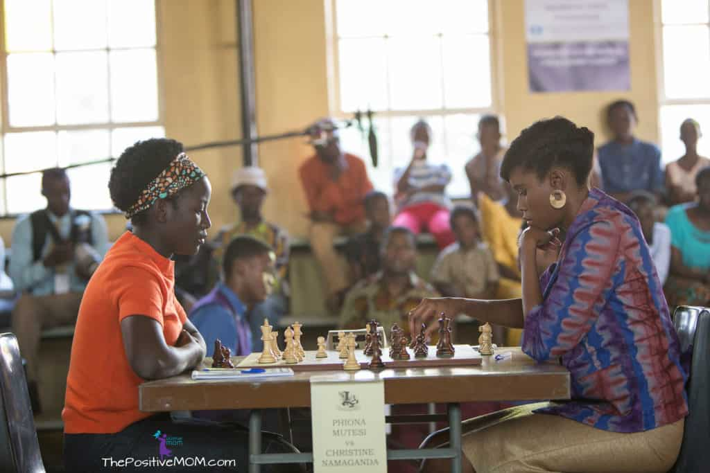 Queen Of Katwe - International chess champion