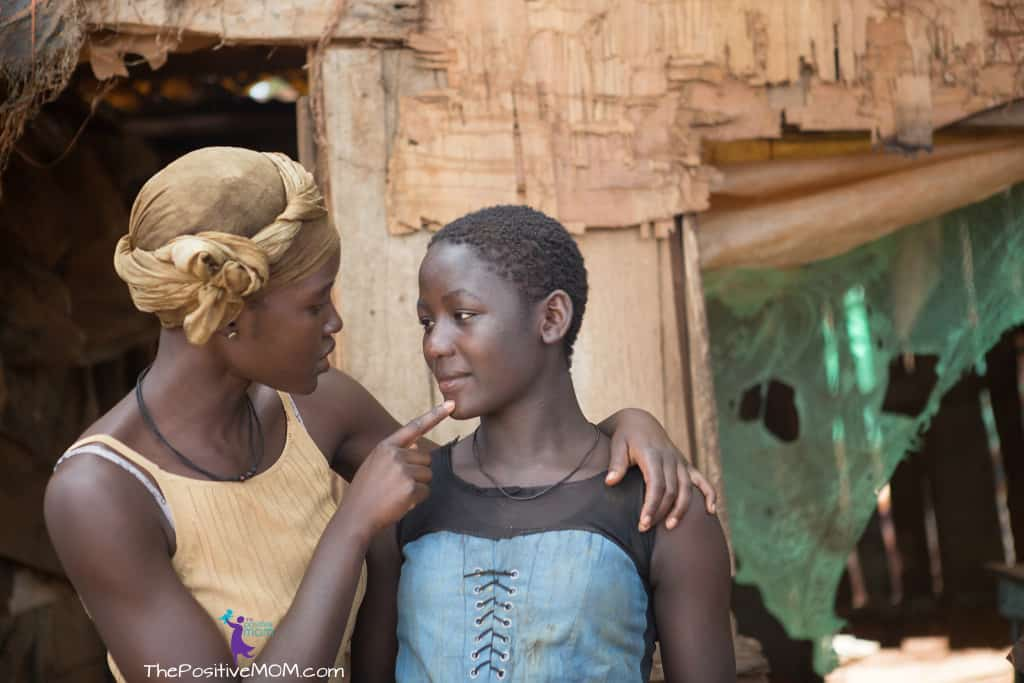 Queen Of Katwe - the positive influence of a strong mother figure