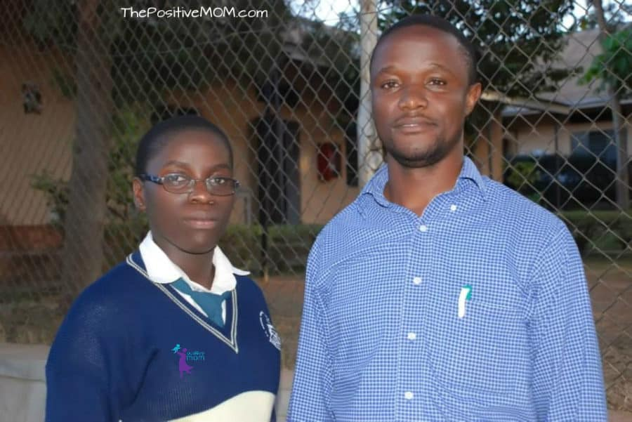 Disney's Queen Of Katwe - Real life inspiration - Phiona Mutesi and Robert Katende, Phiona's Coach