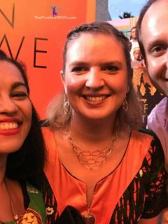 Queen Of Katwe Event - On the red carpet with Laura and Marshall