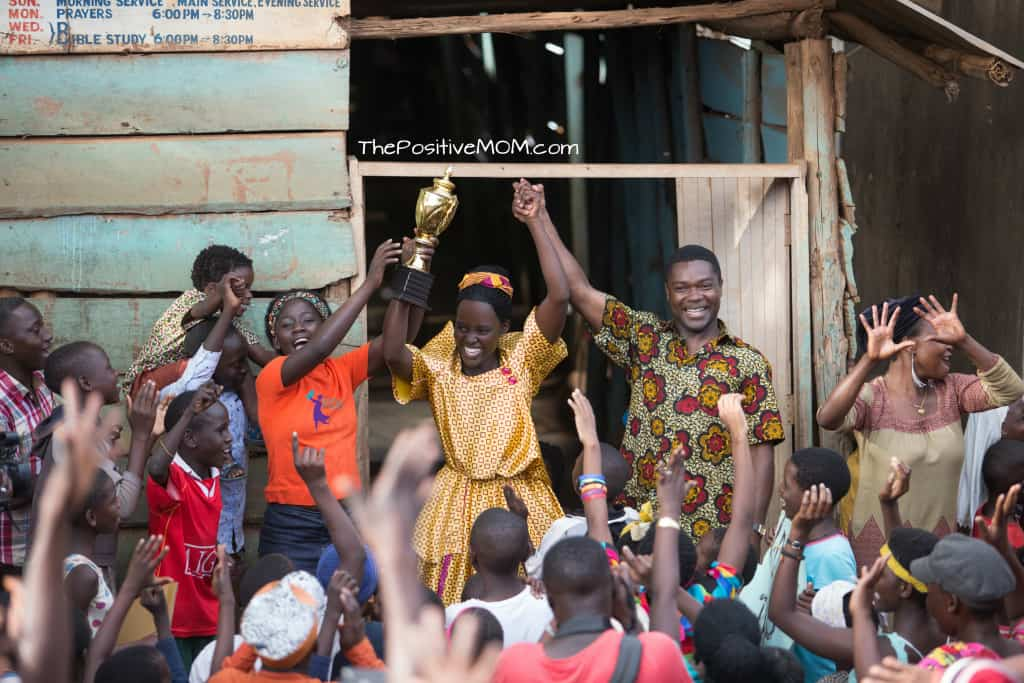 Queen Of Katwe inspires us to believe in the triumph of the human spirit