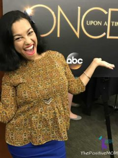 Screening of Once Upon A Time season 6 premiere episode The Savior at the ABC Building