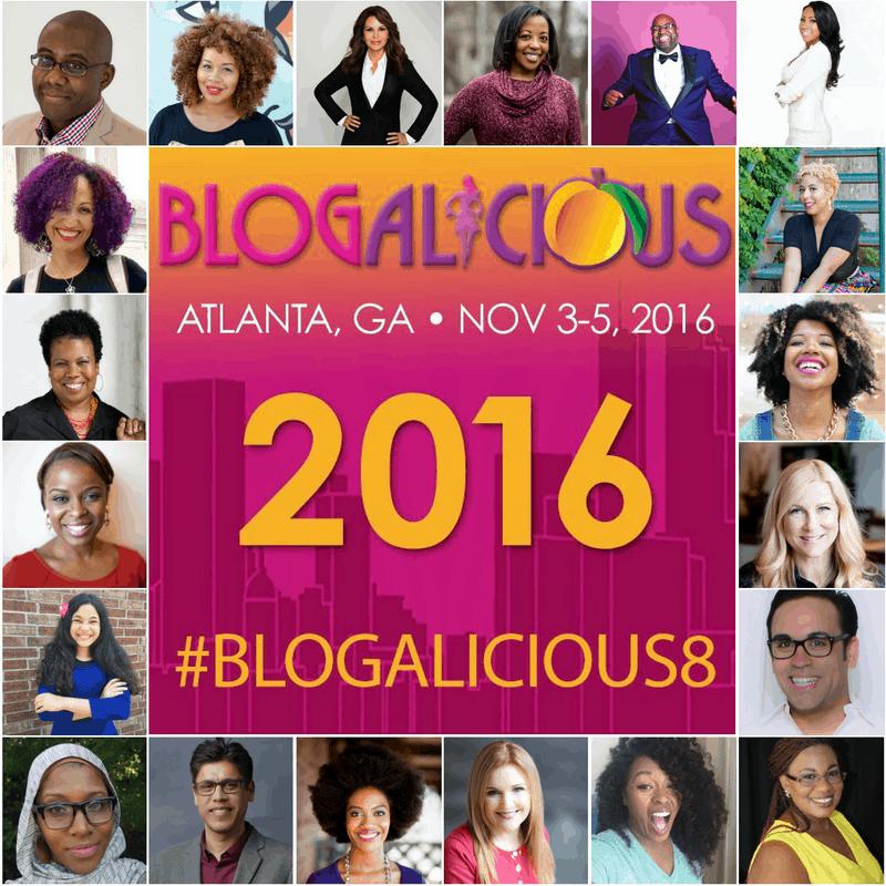 Blogalicious - Blogger Influencer Creator Entrepreneur Conference #Blogalicious8