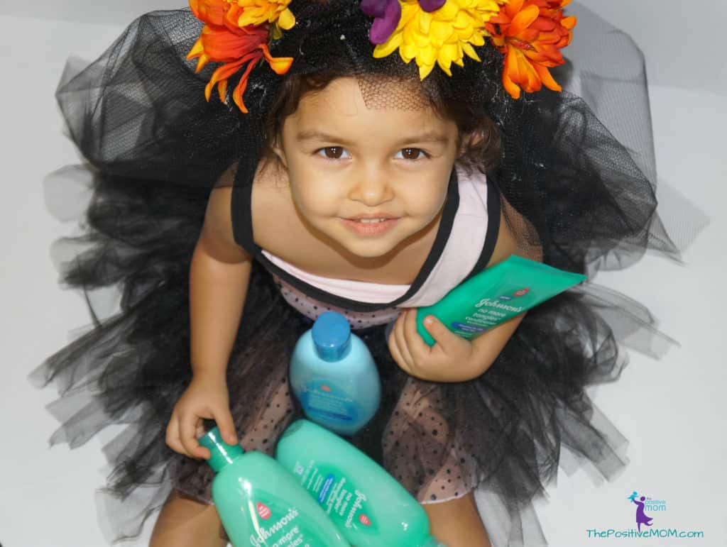 Johnson's No More Tangles Toddler Hair Regime