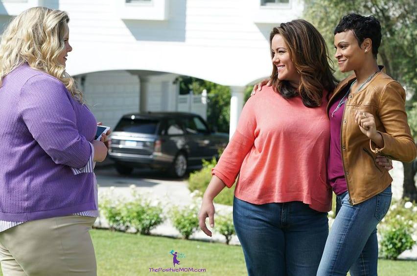 Mackenzie Marsh - Katy Mixon - Carly Hughes - American Housewife ABC