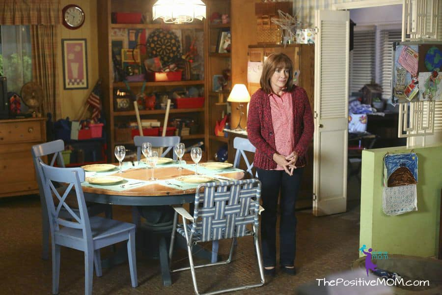 The Middle season premiere - ABC - Frankie Heck (two-time Emmy winner Patricia Heaton)