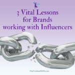 3 vital lessons for brands working with influencers