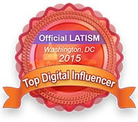 Elayna Fernandez ~ The Positive MOM | Official LATISM Top Digital Influencer - Best Latina Lifestyle Blogger 2015