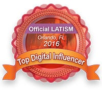 Elayna Fernandez ~ The Positive MOM | Official LATISM Top Digital Influencer - Best Latina Lifestyle Blogger award 2016