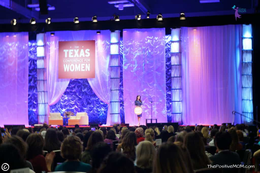 The Texas Conference for Women - Amal Clooney lunch keynote speech