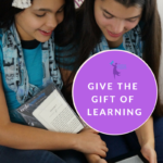 Give Your Kids The Gift Of Learning
