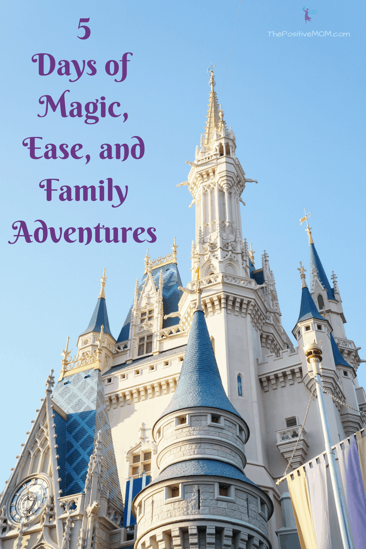 5 days of magic, ease, and family adventure at the Disney Social Media Moms Celebration!