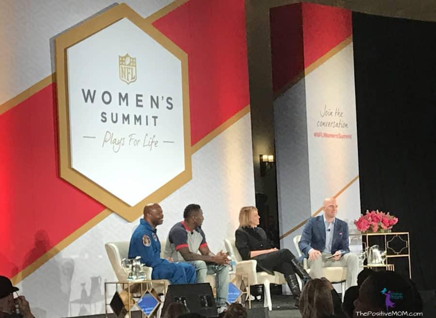 NFL Legend Matt Hasselbeck at the NFL Women's Summit