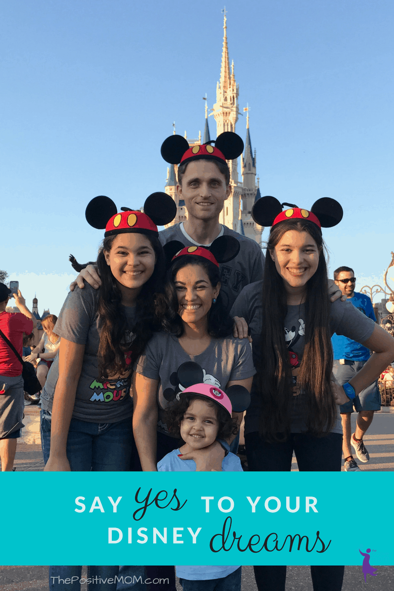 Say yes to your Disney dreams!