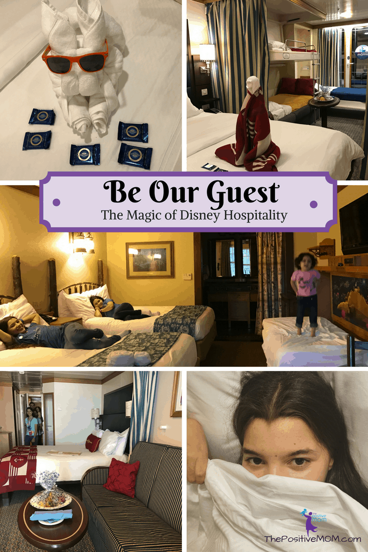 Be Our Guest ~ The Magic of Disney Hospitality