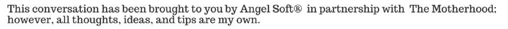 Angel Soft disclosure