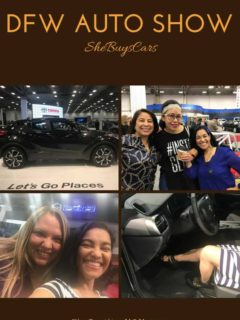 DFW Auto Show #DFWLovesAutos She Buys Cars