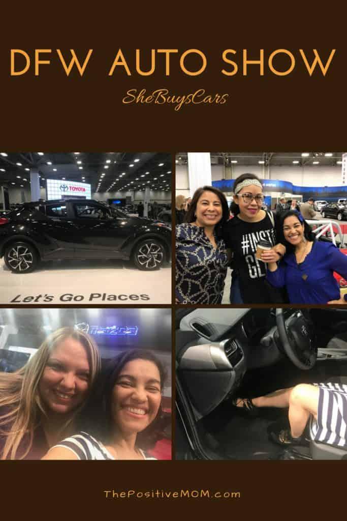 DFW Auto Show #DFWLovesAutos She Buys Cars
