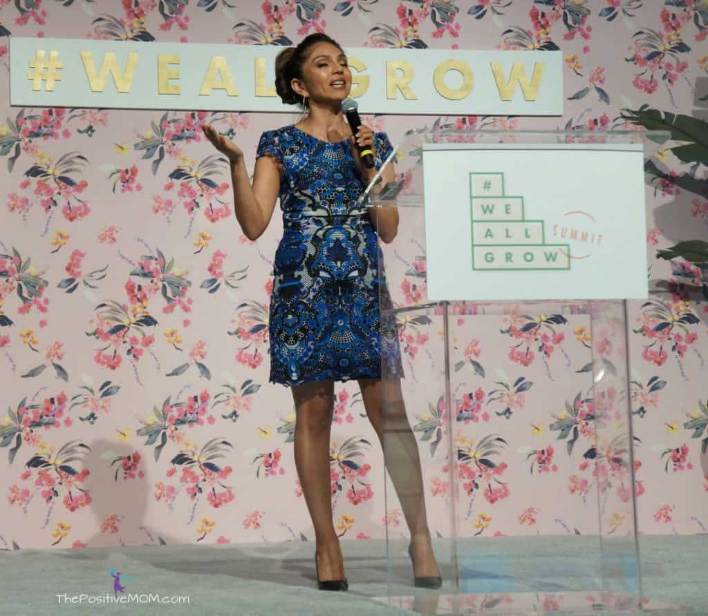 Silvia Cardenas Olivas - Story Editor for Disney Channel's Elena of Avalor at #WeAllGrow Summit