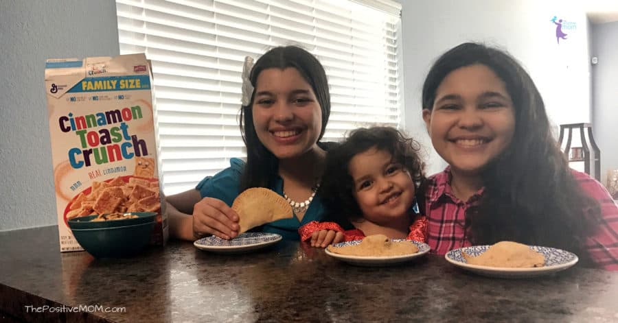 Celebrating El Dia del Niño with sweet vegan empanadas
