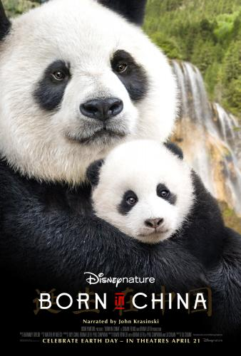 Disneynature Born In China - Earth Day