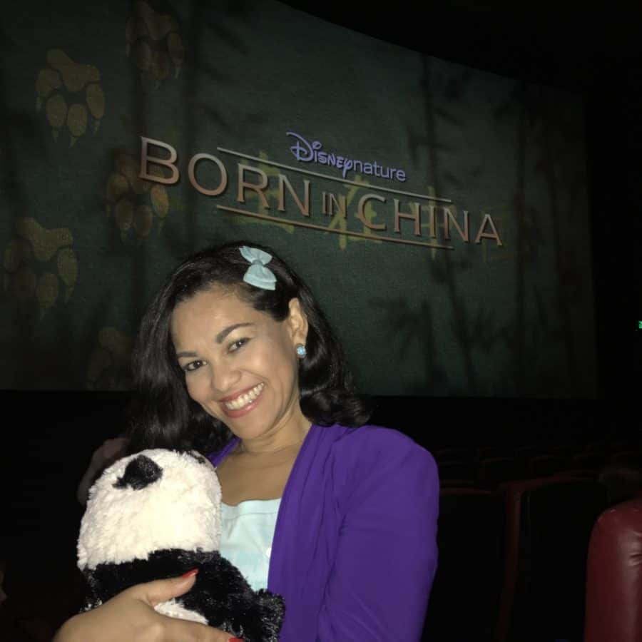 Elayna Fernandez ~ The Positive MOM | Disneynature Born In China | Disney Social Media Moms Celebration #DisneySMMC