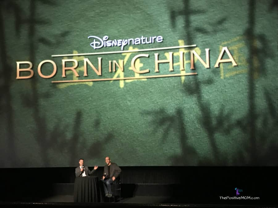 Interview with Roy Conli producer of Disneynature Born In China