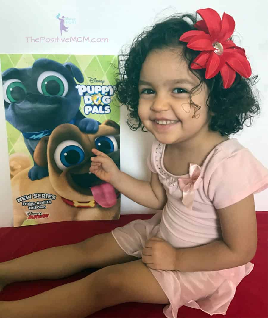 Puppy Dog Pals is preschooler heaven!