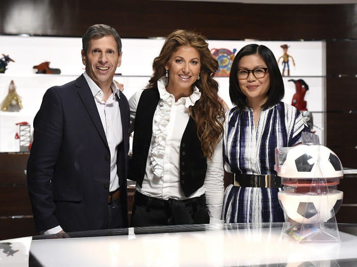 The Toy Box mentors on ABC