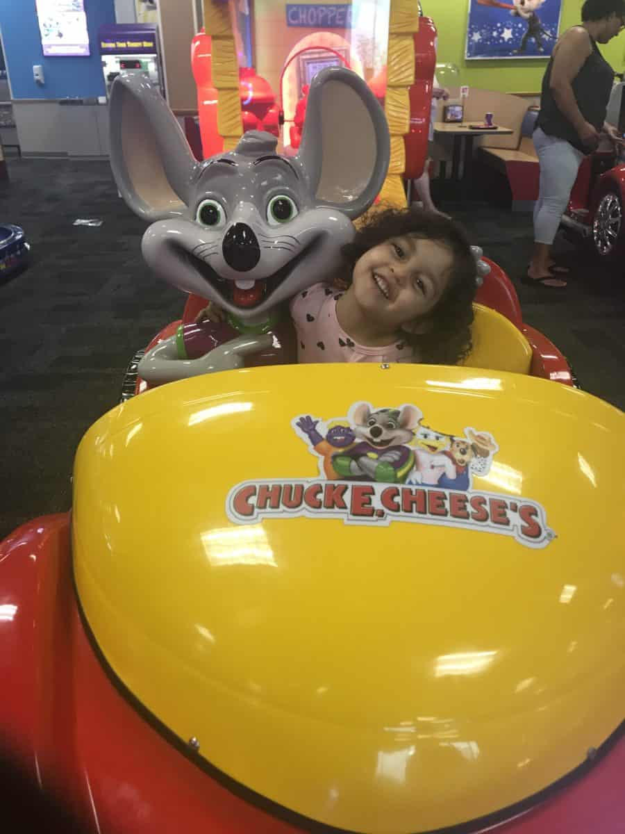 Chuck E. Cheese's is celebrating its 40th birthday and has exciting events including: A GUINNESS WORLD RECORDS™  record attempt
