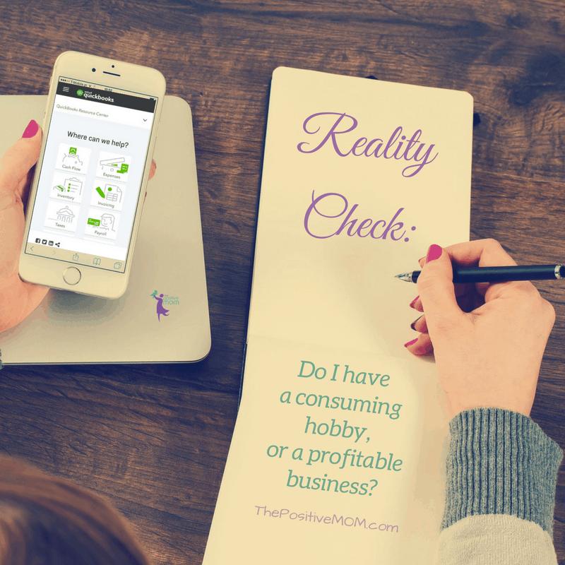 Reality Check: Do I have a consuming hobby or do I run a profitable business?