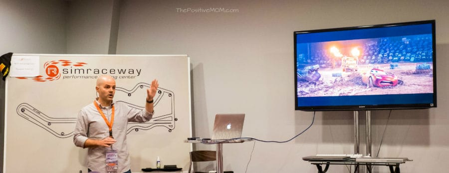 Disney Pixar Cars 3 - Supervising Animator Bobby Podesta