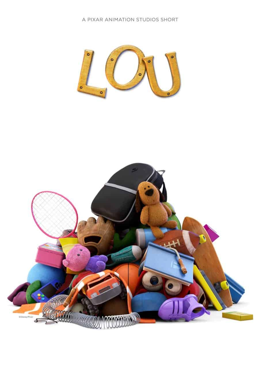 Disney Pixar - Lost and Found LOU