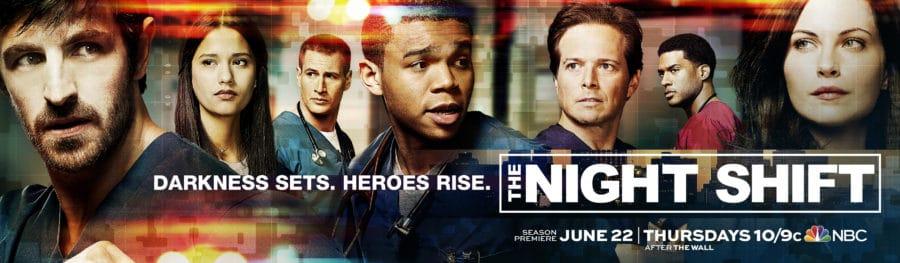 NBC The Night Shift TV show