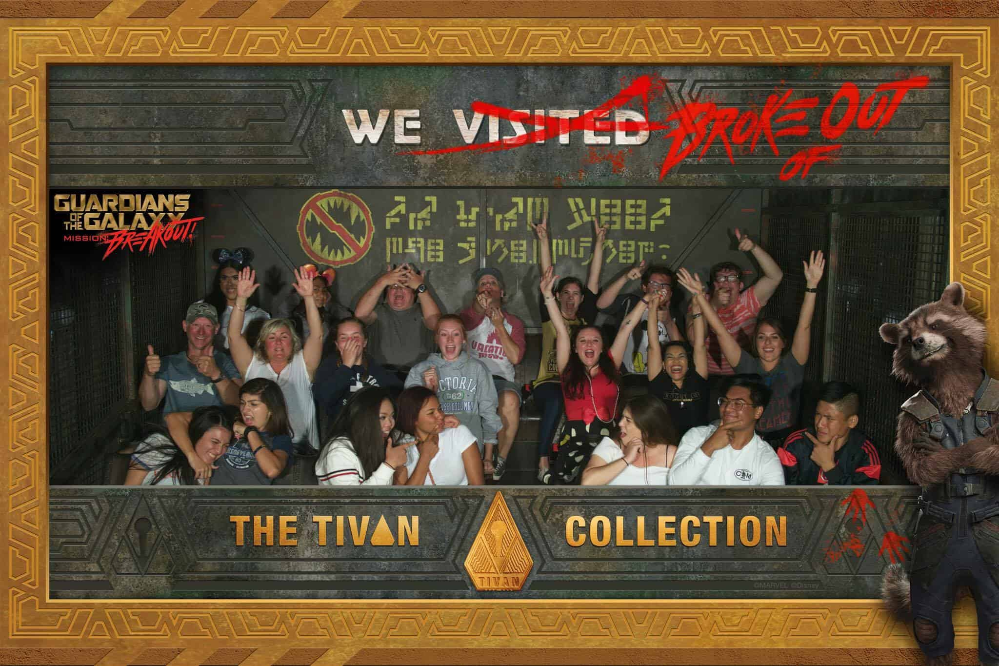 D23 Expo trip to Disneyland - Experiencing Summer Of Heroes - Guardian of the Galaxy - Mission: Breakout!